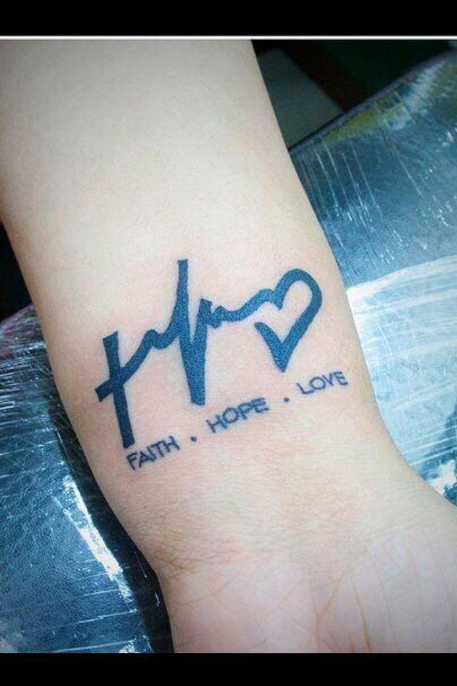 Tattoos #Love #Peace #Strength #Quote #Hope #Faith | Tattoos ...