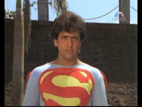 Too Mera Superman Song from the Bollywood movie Dariya Dil