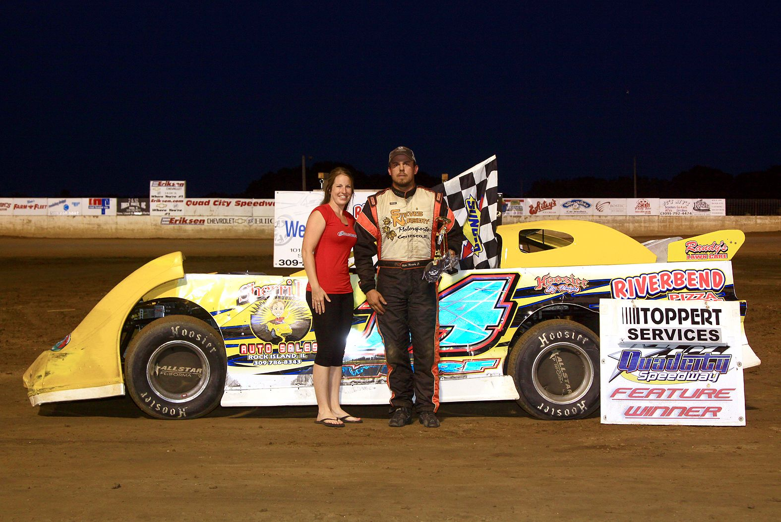 Quad City Speedway East Moline Il Contingency Connection July 2014 Quad Cities Monster Trucks Moline