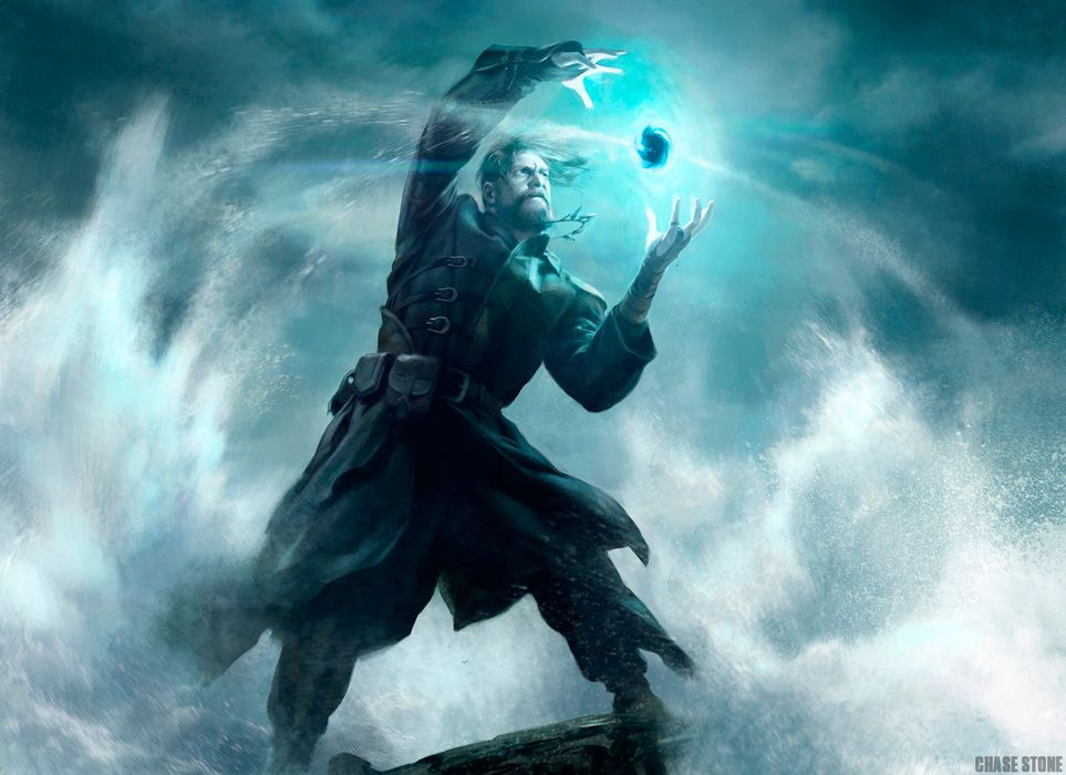 magic the gathering wizards of the coast fantasy art