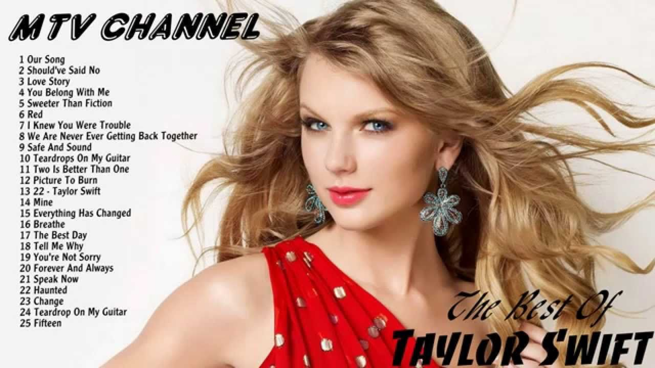 The Best Of Taylor Swift Taylor Swift Greatest Hits 2014