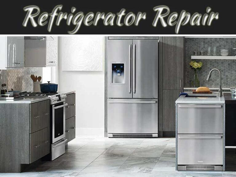 Electrolux Refrigerator Repair | My Decorative in 2020 ...