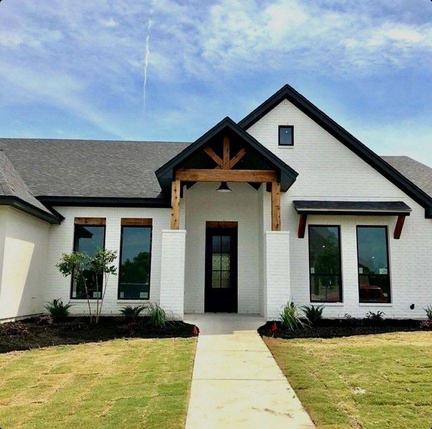 31 best 2019 farmhouse exterior trends ideas 3 exterior on beautiful modern farmhouse trending exterior design ideas id=33754