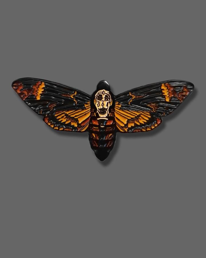 11ad519d THE SILENCE OF THE LAMBS - Officially Licensed Enamel Pin in 2019 ...