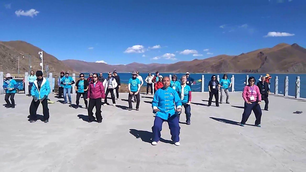 Photo of Health Qigong Ba Duan Jin Compact Version-Health Qigong Ba Duan Jin Compact Version-Qinghai-Tibet Plateau
