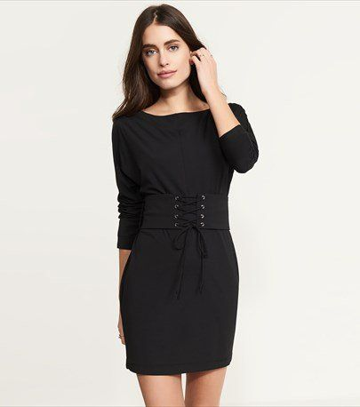 dress with corset detail  dresses gorgeous dresses fashion