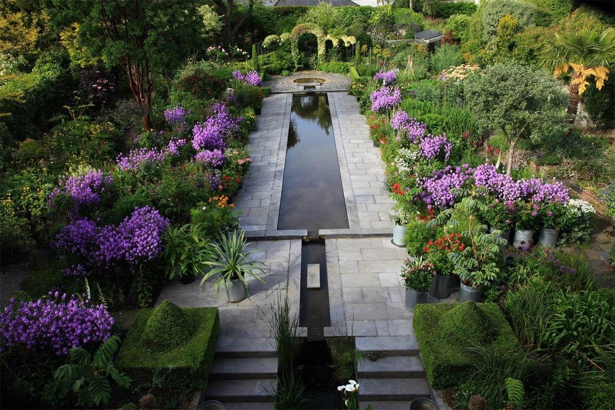 45 Sandford Terrace Sandford Road Ranelagh Dublin 6 A Luxury Home For Sale In Ranelagh Dublin Backyard Landscaping Designs Landscape Design Garden Styles
