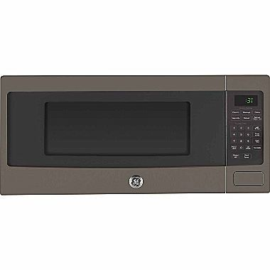 Buy Ge Profile Series 1 1 Cu Ft Countertop Microwave Oven