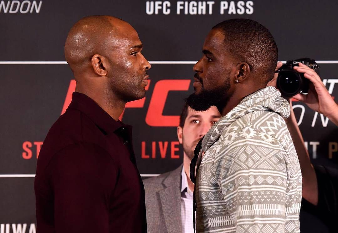 One a slugger and one a grinder. Who do mma fans think takes this fight between Jimi Manuwa and Corey Anderson at UFC London?  http://ift.tt/2h35XMu  #mma news #ufc news #bjj #bjjgirls #love #instagood #mmahypewatch #conormcgregor #rondarousey #ronda rousey #boxing #taekwondo #silat #conor McGregor #wrestling #kickboxing #mma hype watch #tumblr