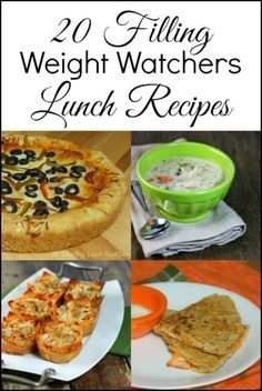 20 Satisfying Weight Watchers Lunch Recipes