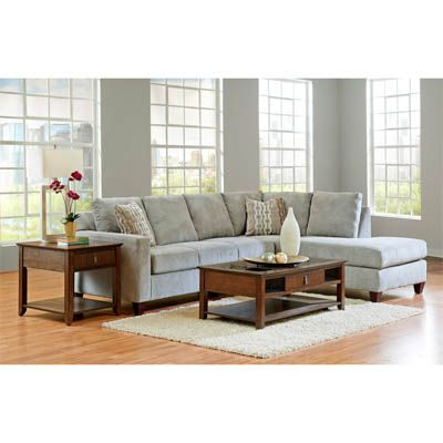 Best Family Room Bosco 2Pc Sectional Bernie And Phyls With Images Sectional Sofa Furniture 640 x 480