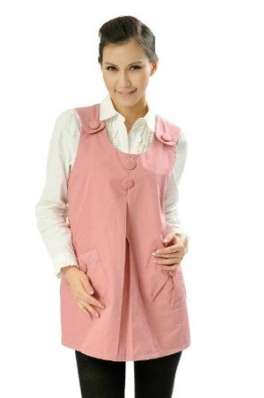 6b4d5eb762d3b OurSure Fashionable Anti Radiation Protection Maternity Dress with Mom /  Baby Radiation Shielding, One Size for Pregnant Women, Pink, Clothes Code  8903181 ...