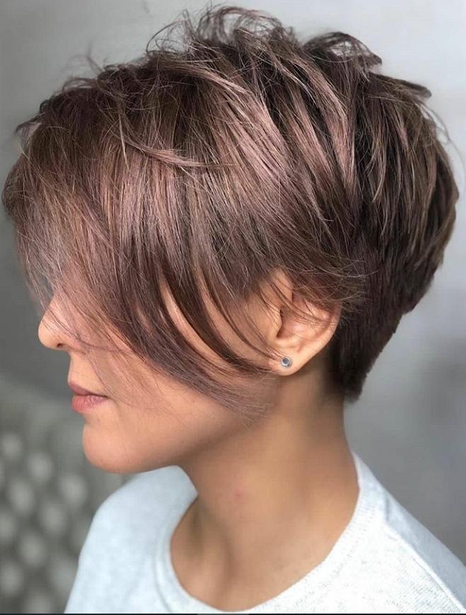 Pin On Short Hair For Fine Thin Hair