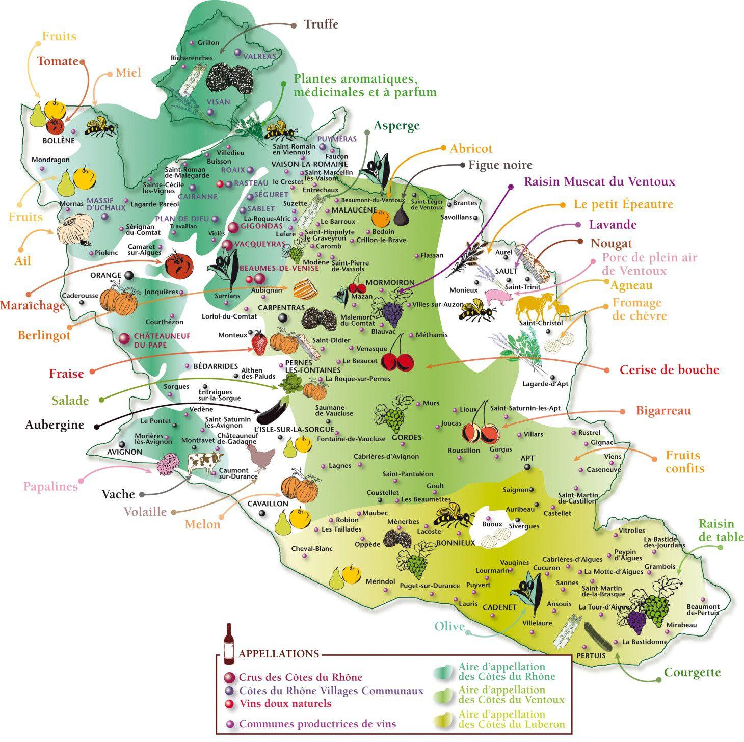 vaucluse nord tourisme
