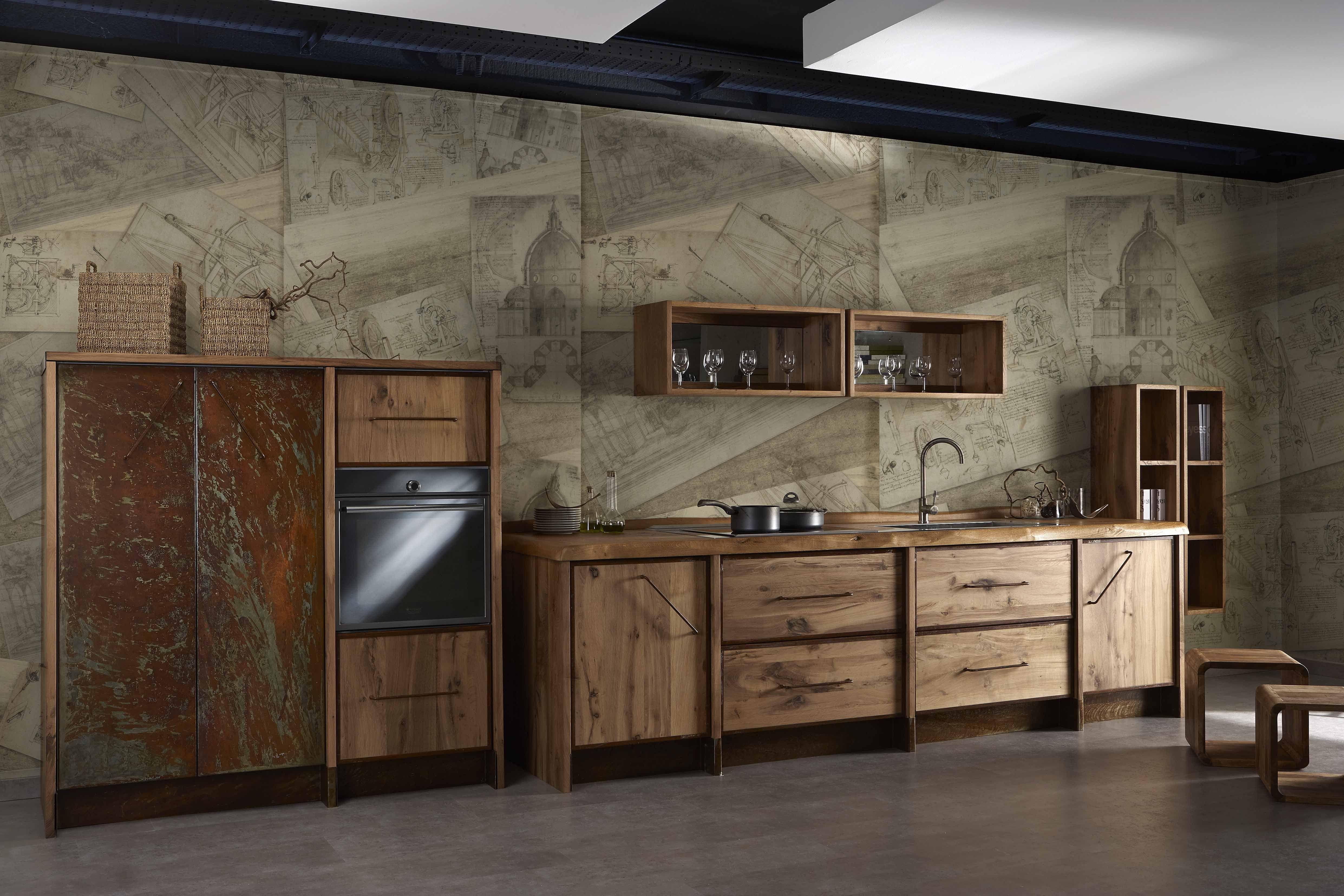 axis cucine da vinci kitchen cabinet modular system oak wood kitchen vintage axis cucine. Black Bedroom Furniture Sets. Home Design Ideas