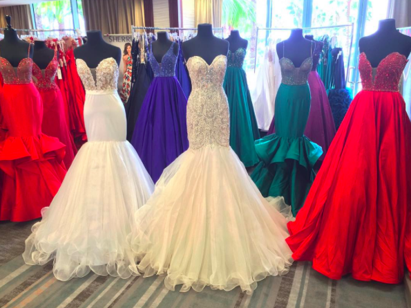 Sherri Hill couture pageant gowns. Available exclusively at PreVue ...