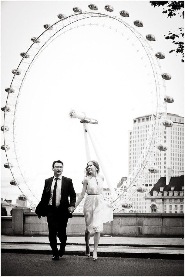 London Pre Wedding Shoot 010