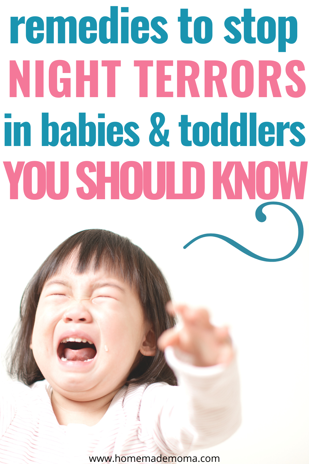 What Causes Night Terrors In Babies And Toddlers ⋆ in 2020 ...