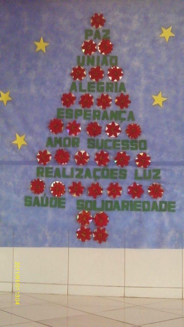 Ideas decoracion navidad escuela