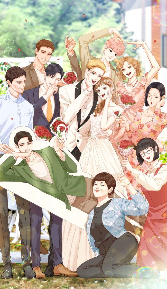 Ghim của Halizalovely trên Acouple Anime