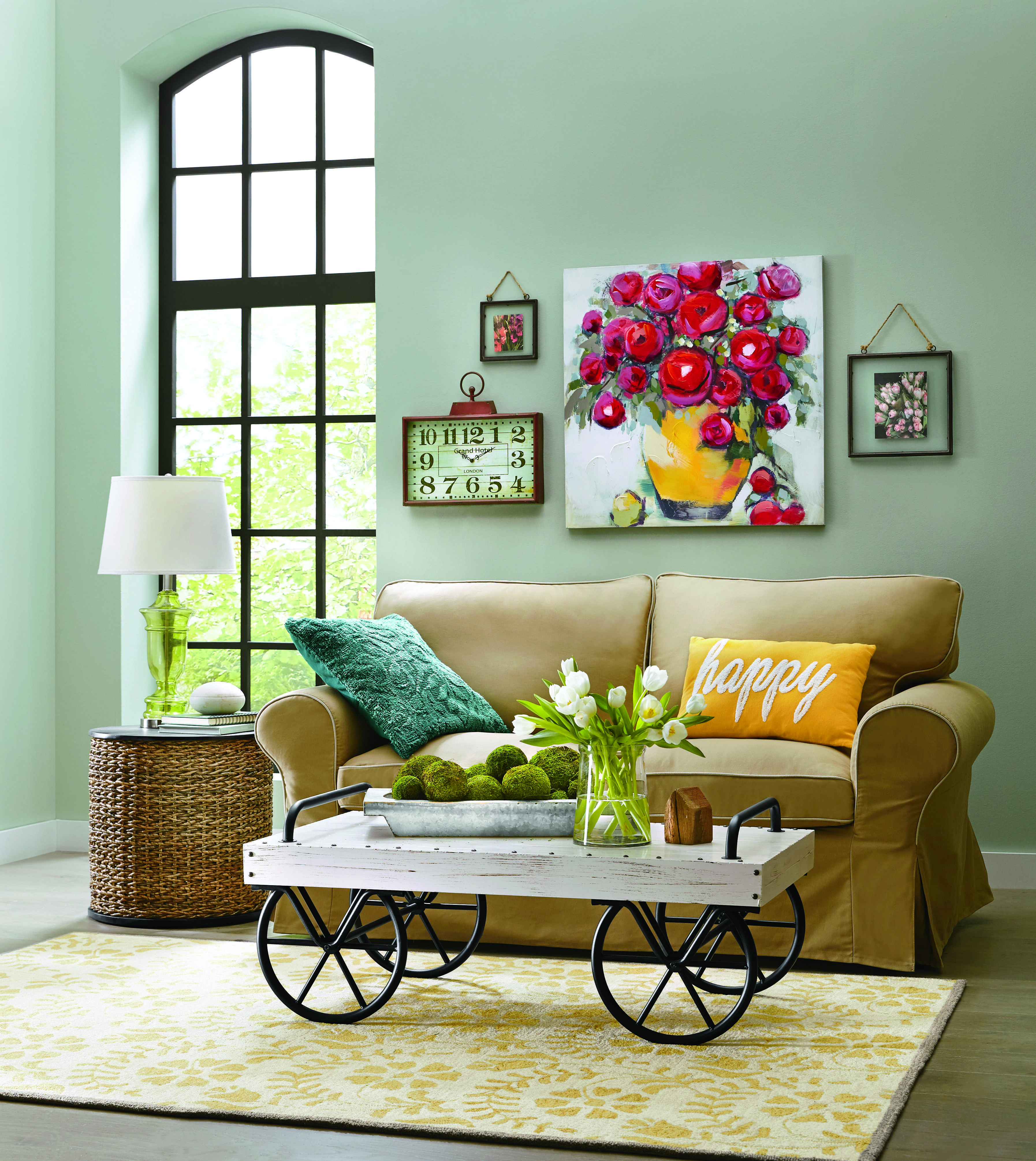Decorate Living Room And Dining Room Combo