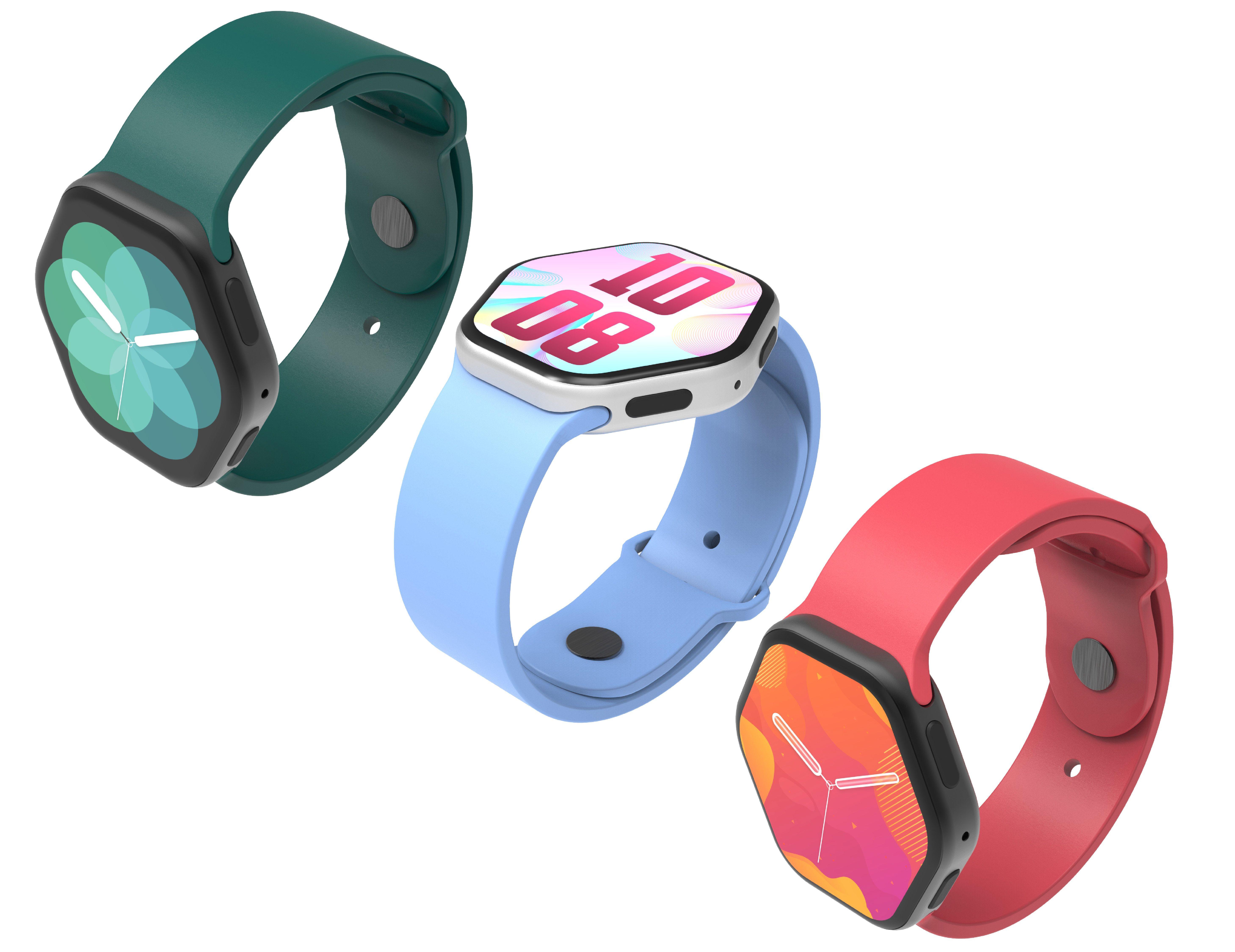 Hexa Watch