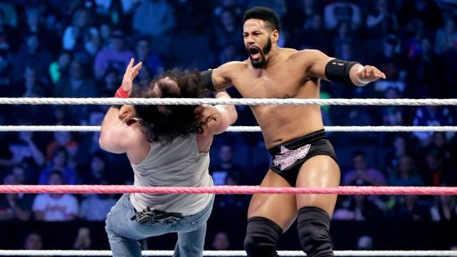 The Prime Time Players vs. Luke Harper & Braun Strowman: photos | WWE.com
