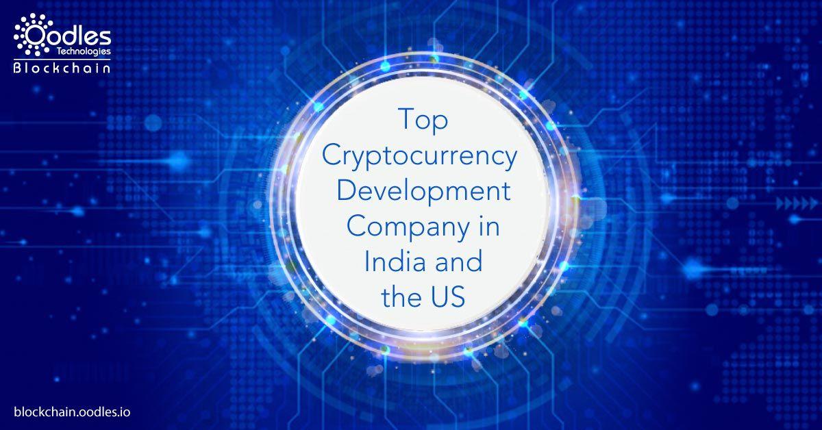 cryptocurrency development company india