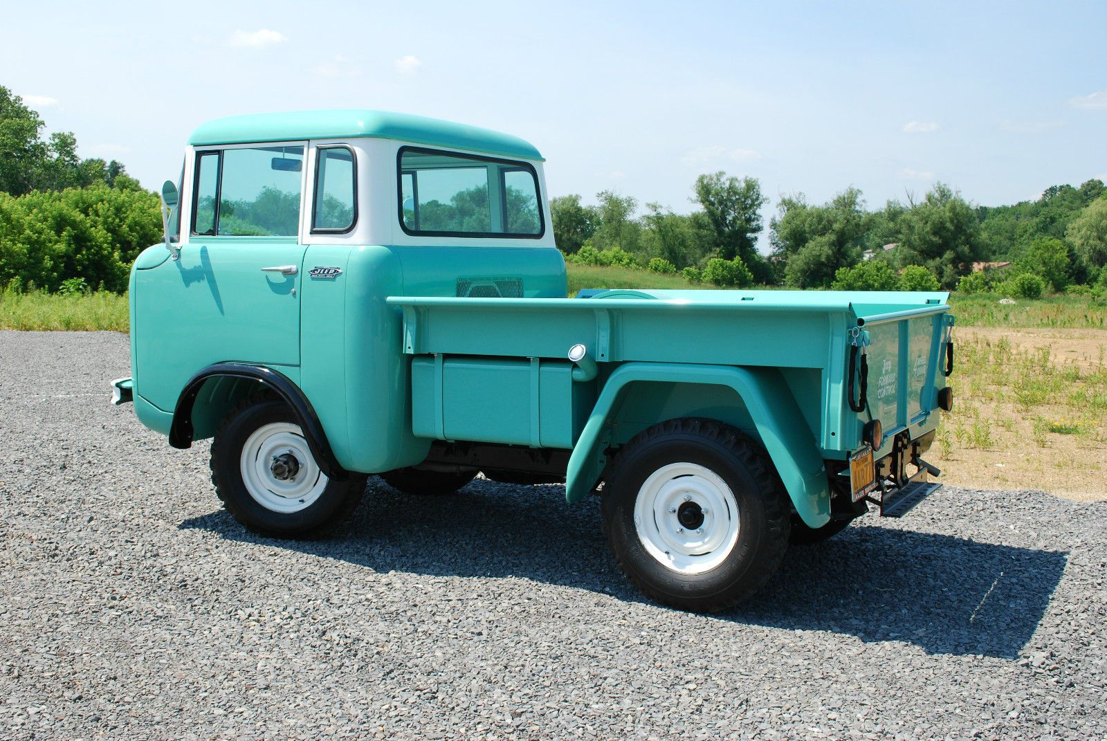 1951 willys jeep truck completely restored complete restoration performed restoration includes original rebuilt original motor rebuilt original