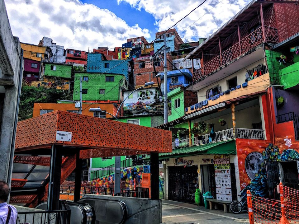 Comuna 13 Medellin, Colombia (With images) South