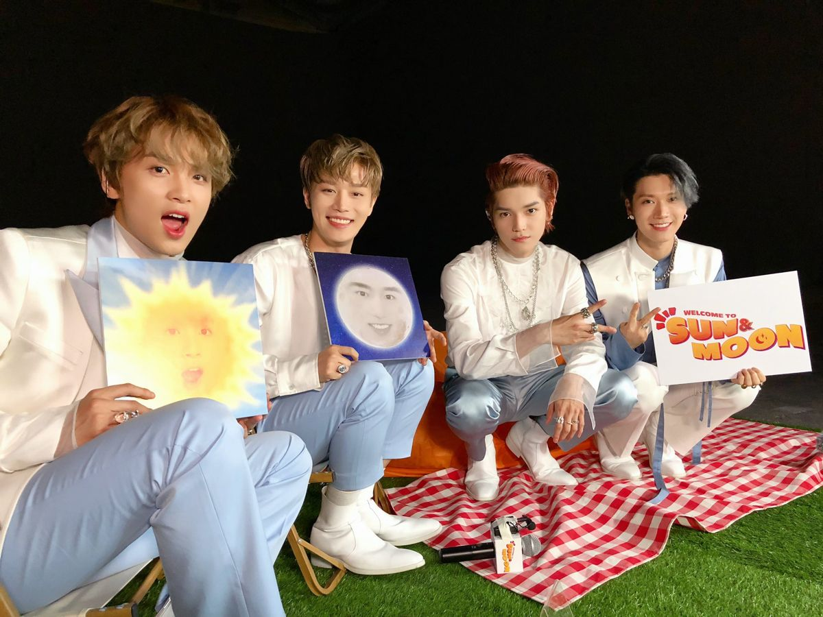 twitter: (nctsmtown) Welcome To Sun & Moon #Haechan #Taeil #Taeyong #Ten #Sun&Moon #NCT #NCTU #NCTDREAM #NCT127 #WayV #ResonancePt1 #Resonance