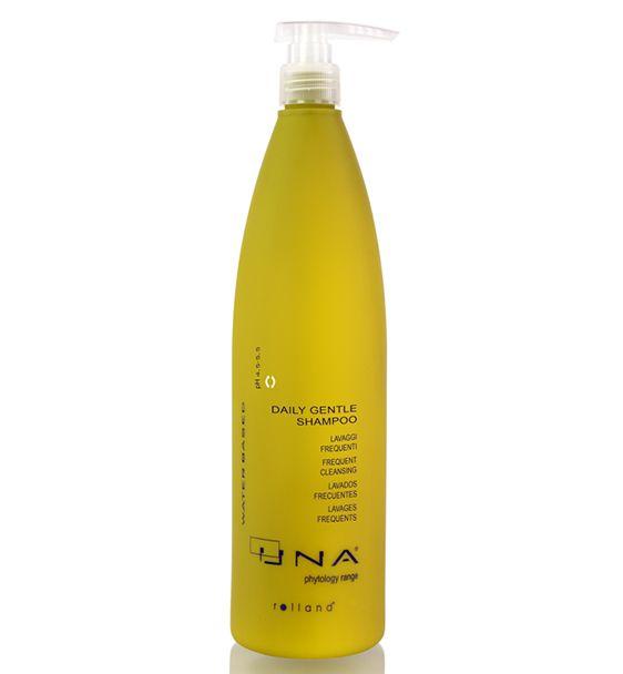 Una Daily Gentle Shampoo 250ml Hydrating Shampoo Gentle Shampoo