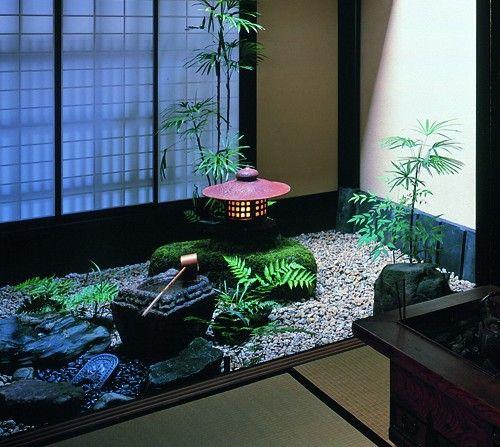 Japanese Garden Indoor: Japanese Courtyard Gardens