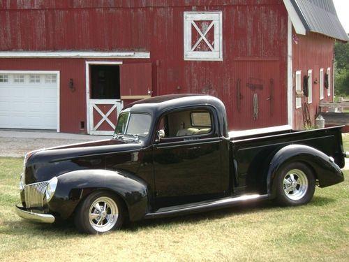 1940 Ford old-trucks