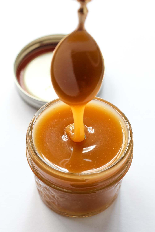 How To Make Vegan Caramel Sauce Leelalicious Vegan Caramel Coconut Caramel Sauce Paleo Dessert