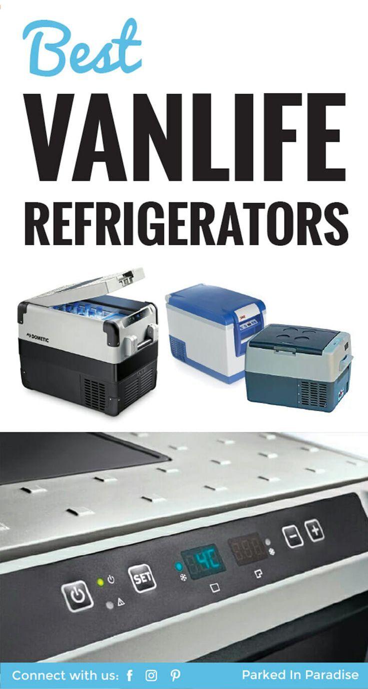 Best 12v Portable Refrigerator For Campervan Conversions Van Life Portable Refrigerator Camper Van