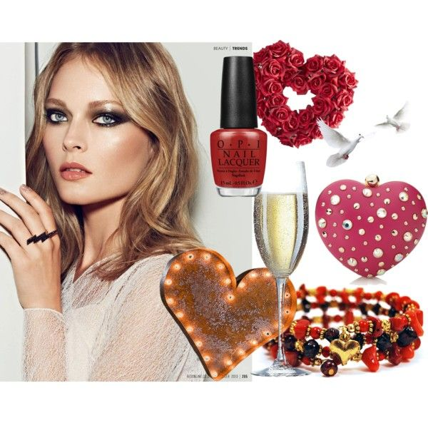 """I Wear My Heart On My Sleeve"" by lumibon on Polyvore"