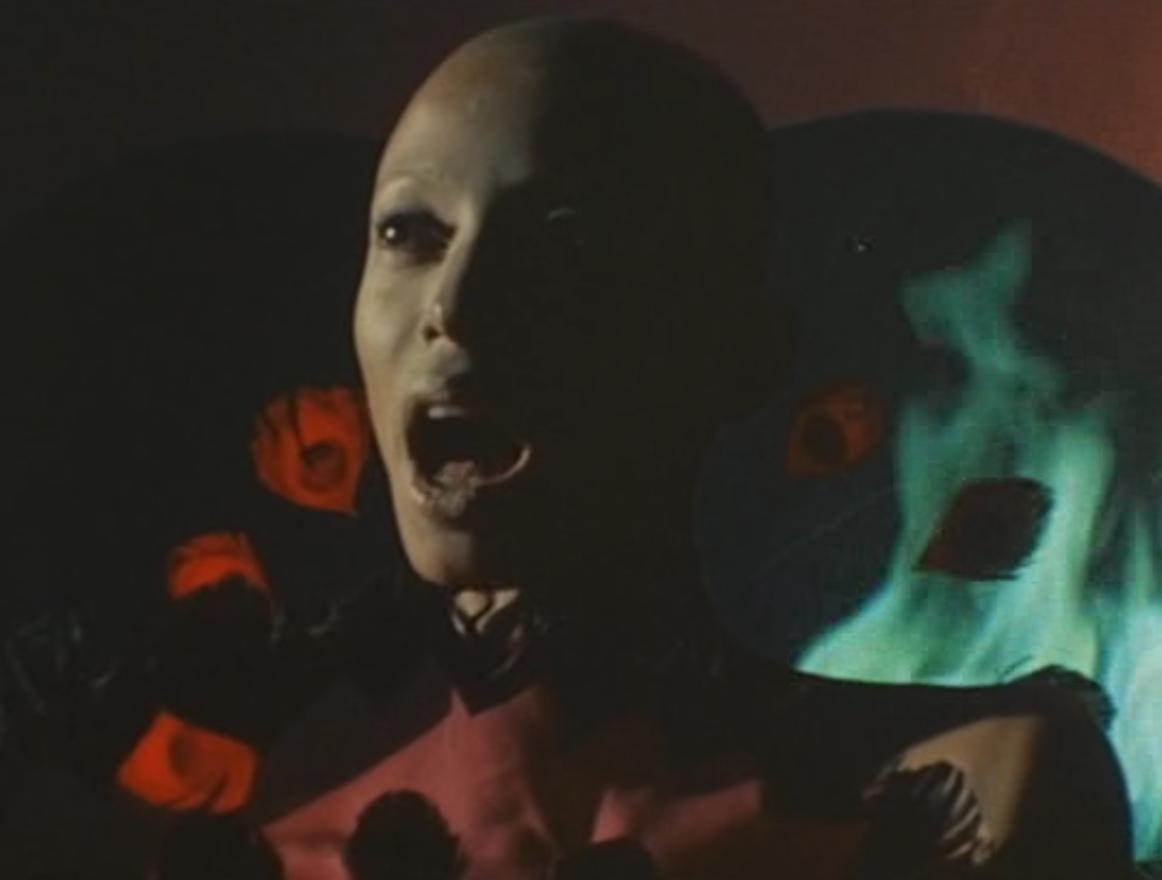 Donyale Luna in Salomè. Carmelo Bene. 1972. | Satisfaktsija ...