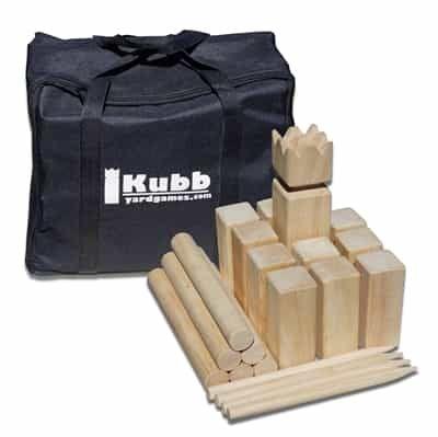 Kubb Game Premium Set Kubb Game Yard Games Fun Outdoor