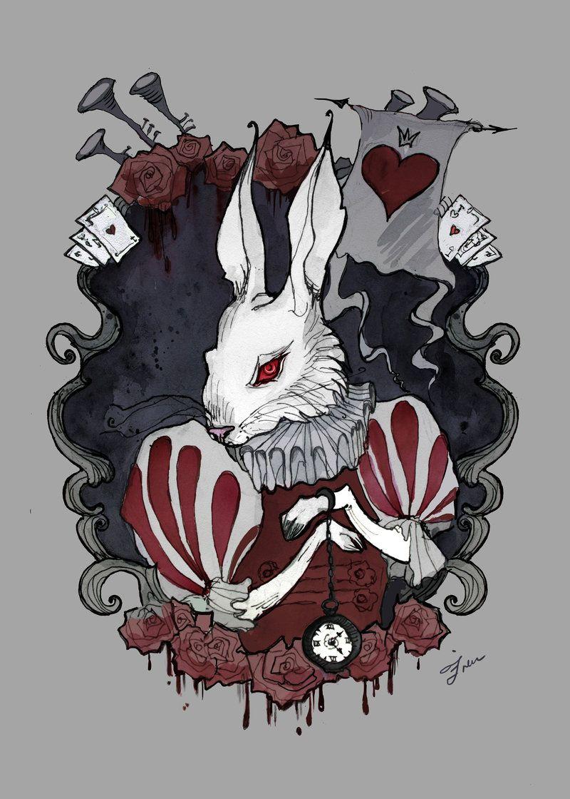 Alice In Wonderland Beast