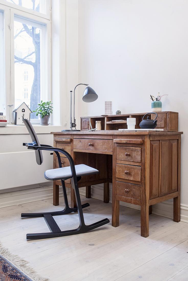 Actulum è un sedia perfetta sia per la scrivania, che per ...