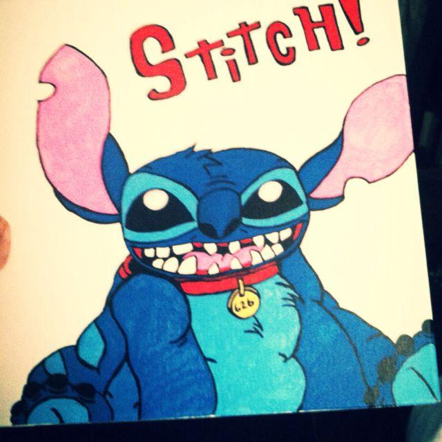 My #Disney Stitch