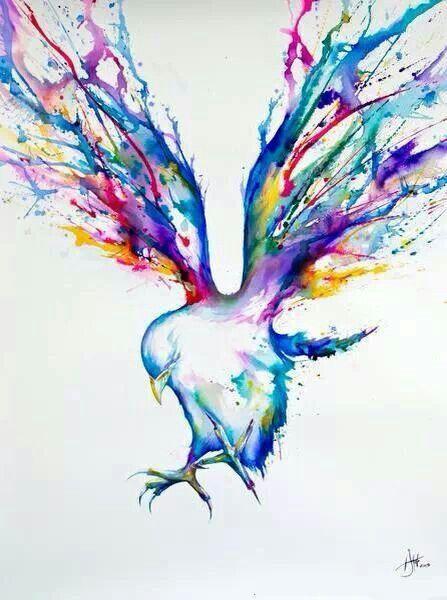 Really Creative Art Bird Art Art Prints
