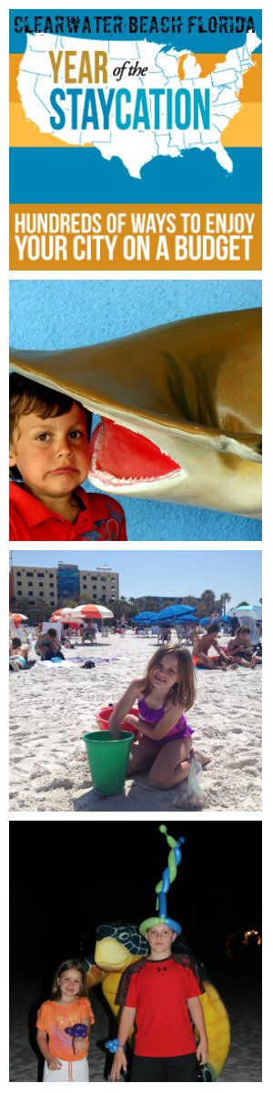 Staycation enjoy clearwater beach on a budget for Beach vacations on a budget