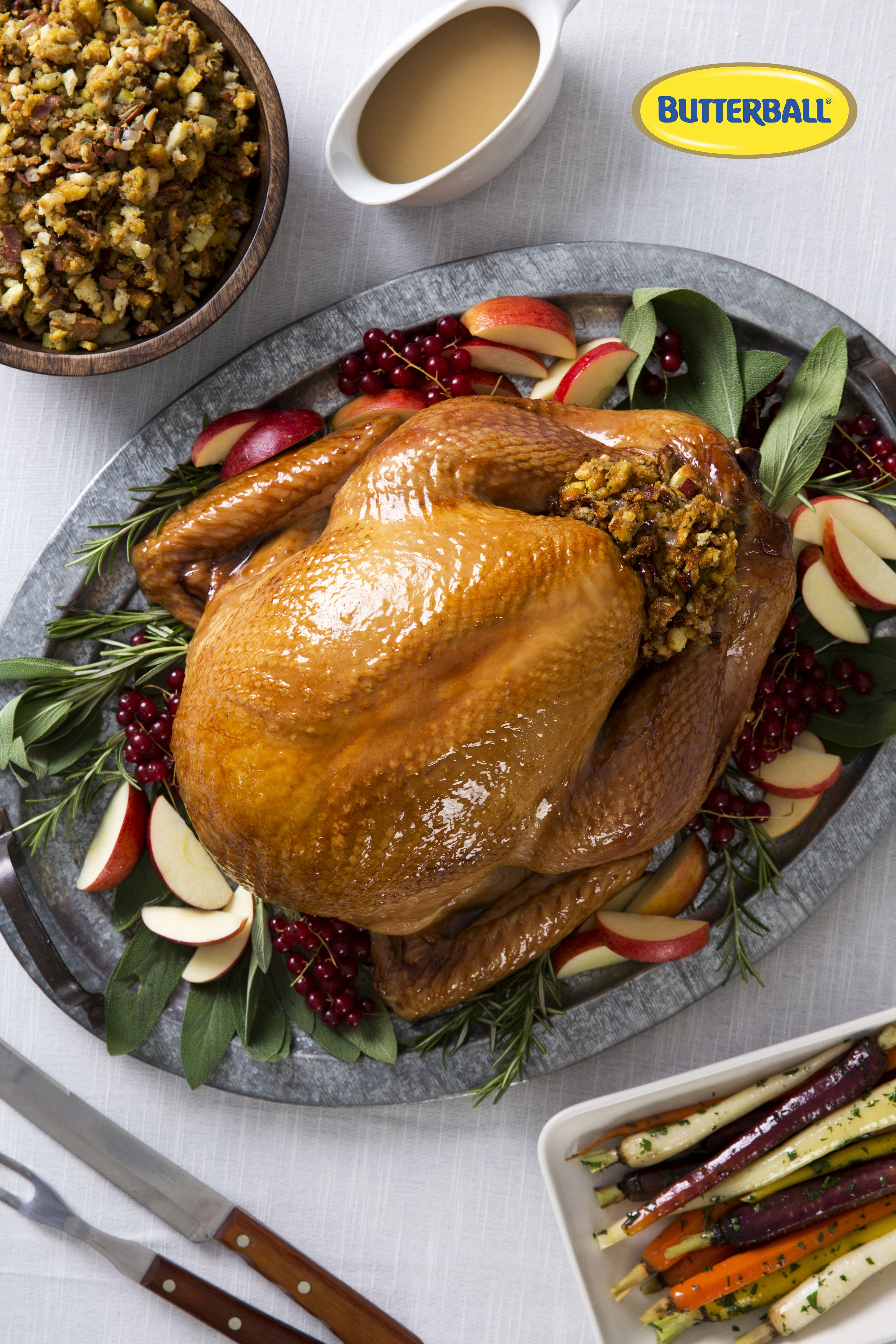 Serve Up Your Thanksgiving Turkey With A Little Swagger And Try This