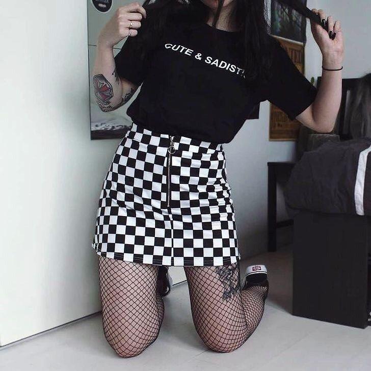 Photo of School baddie clothing inspiration