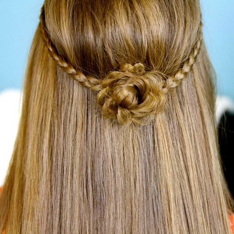 Cute And Easy Hairstyles Cute Easy Hairstyles For Long Hair  Hair  Pinterest  Easy