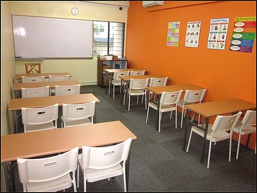 Small Classroom Design Ideas ~ Small classroom tables chairs with only a