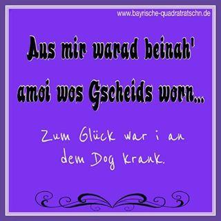 Gluck Gehabt 089 Minga Muc Munchen Blog Bairisch
