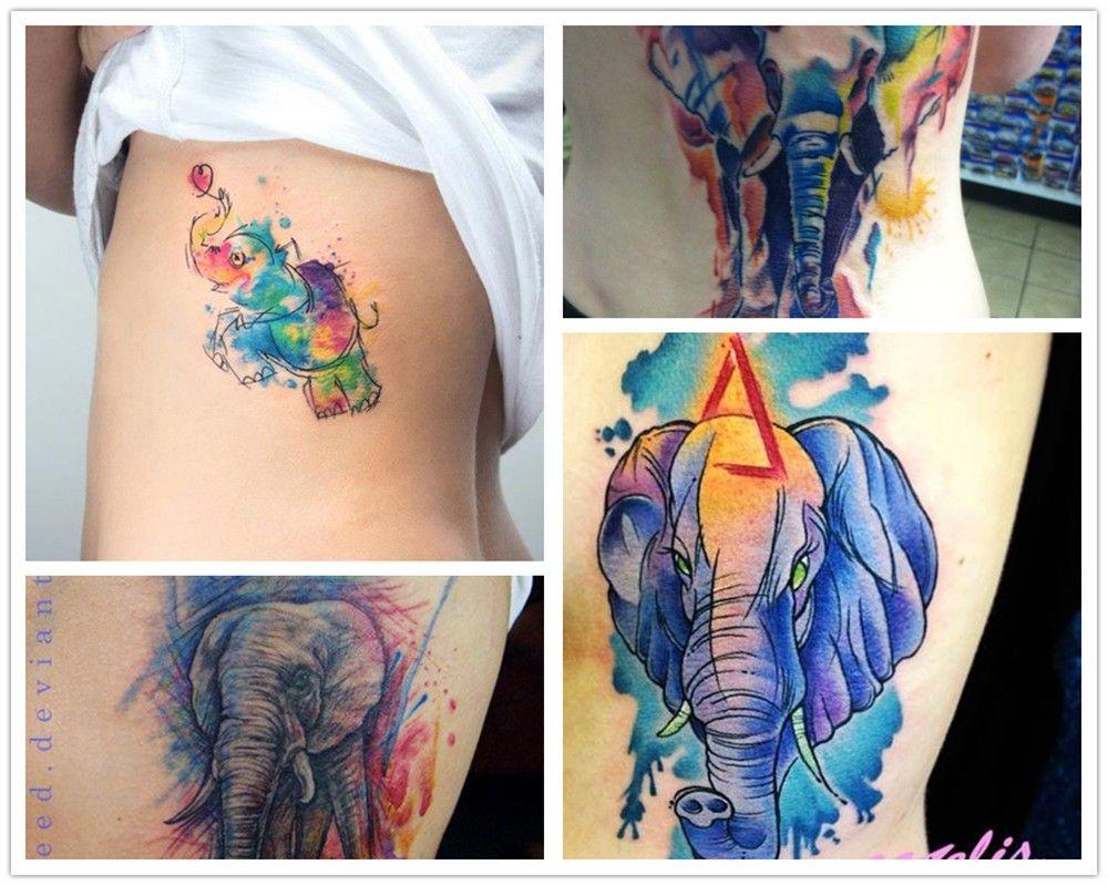 Amazing watercolor tattoos for women fashion blog tatto